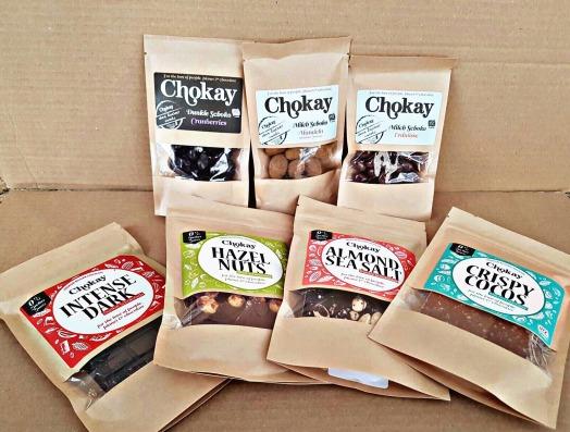 Low Carb Schokolade von CHOKAY