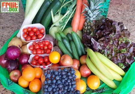 Fruitletbox Classic Inhalte zum Wochenende (12.05./13.05)