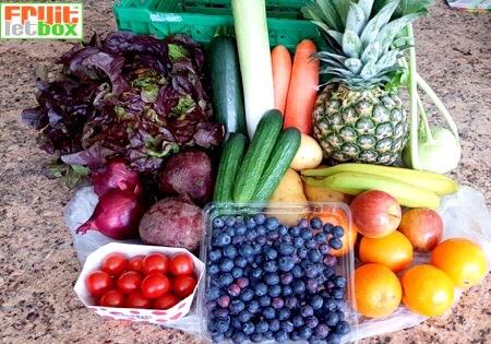 Fruitletbox Classic Junior Inhalte zum Wochenende  (12.05./13.05)