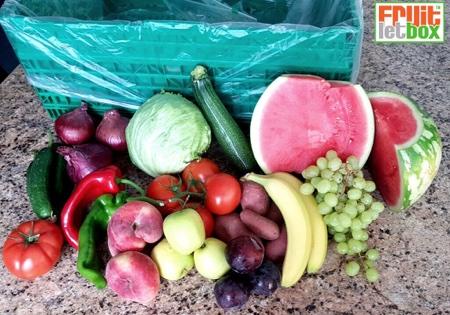 Fruitletbox Classic Junior (30.06/01.07.)