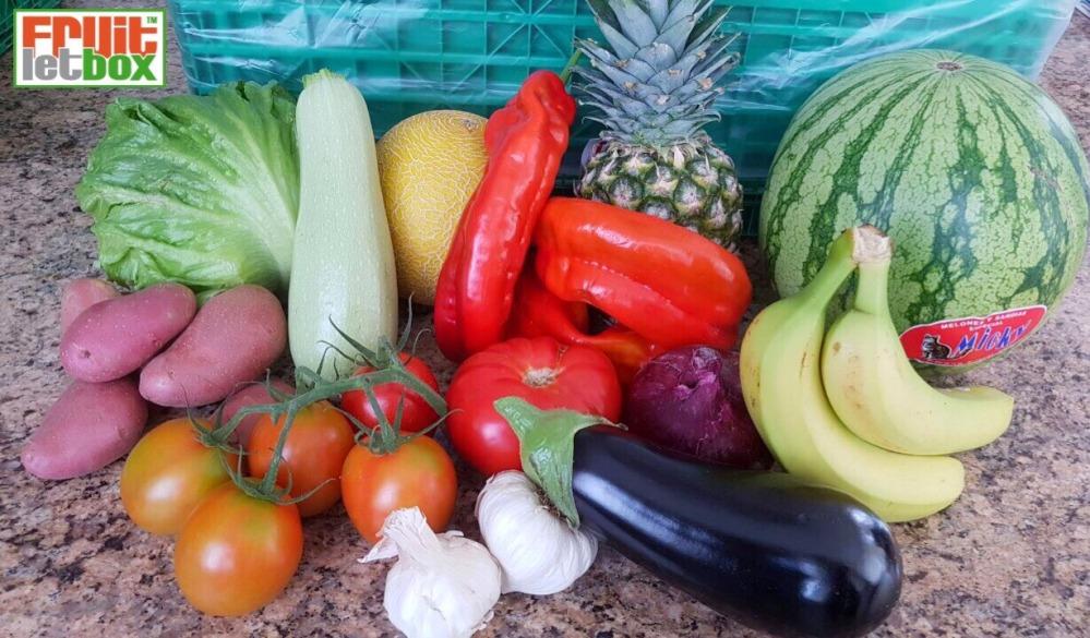 Fruitletbox Classic Junior(14.07/15.07.)