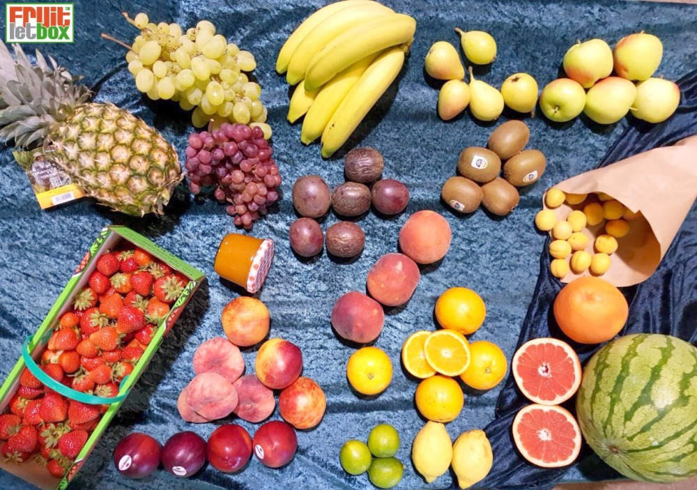 Fruitletbox FruVital (18.08-19.08)