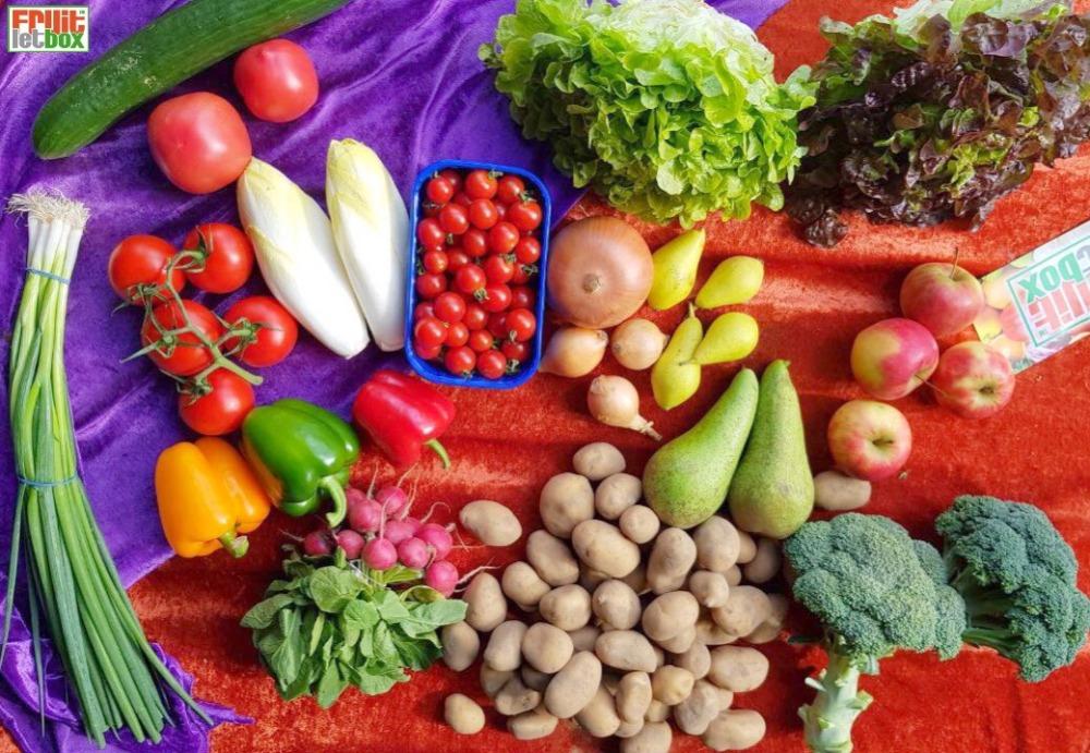 Fruitletbox Regional Junior Inhalte zum Wochenende (15.09/16.09)