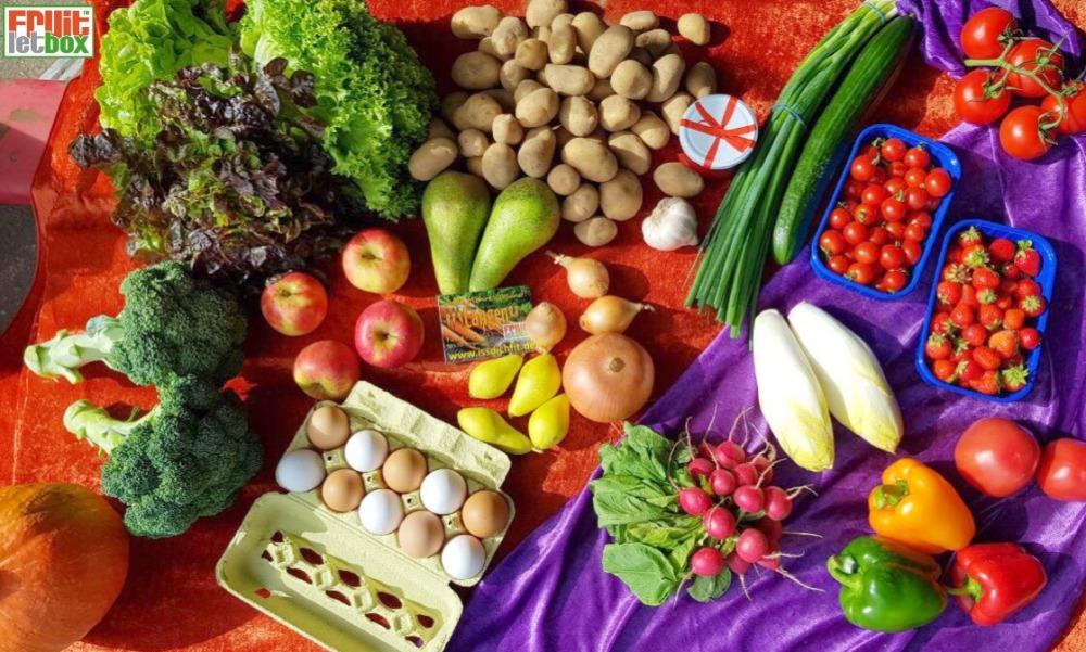 Fruitletbox Regional Inhalte zum Wochenende (15.09/16.09)