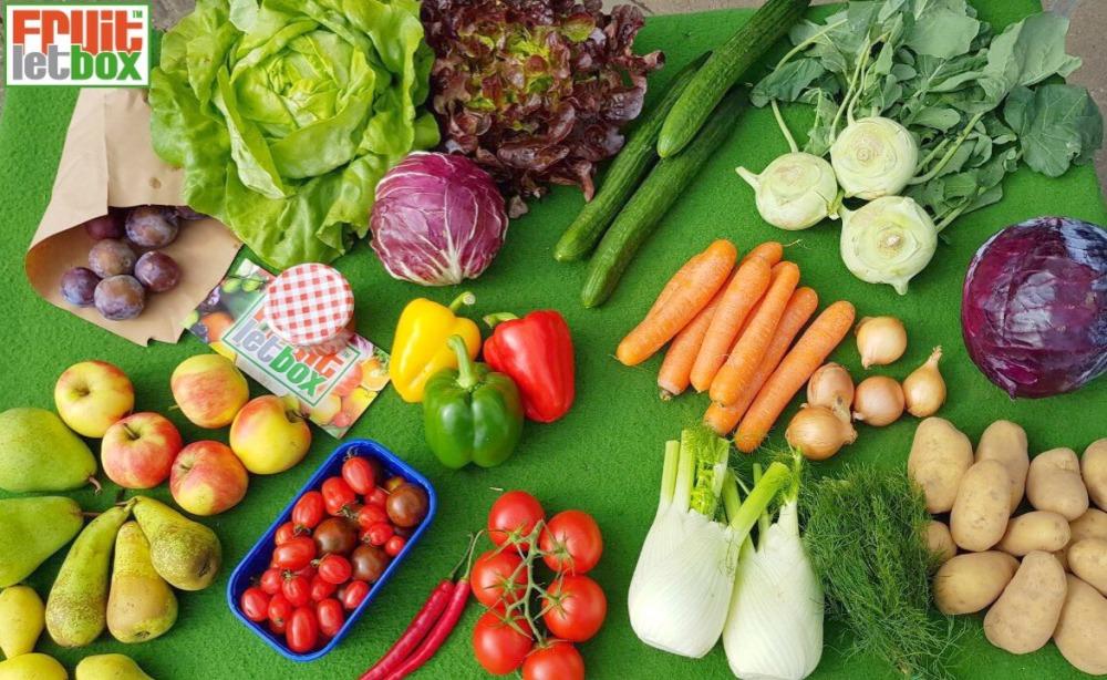 Fruitletbox Regional Inhalte zum Wochenende (29.09/30.09)