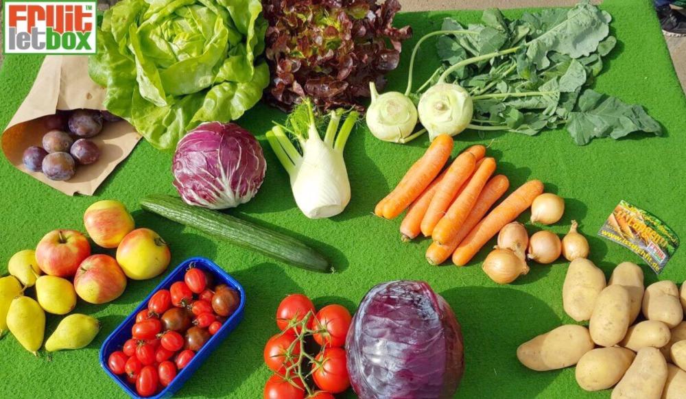 Fruitletbox Regional Junior Inhalte zum Wochenende (29.09/30.09)