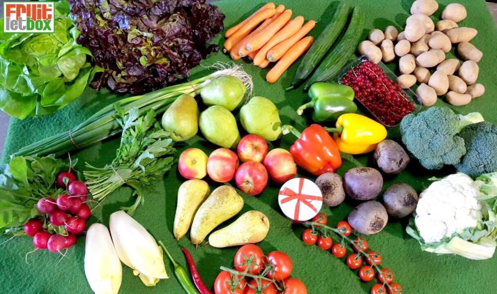 Fruitletbox Regional Inhalte zum Wochenende (06./07.10.)