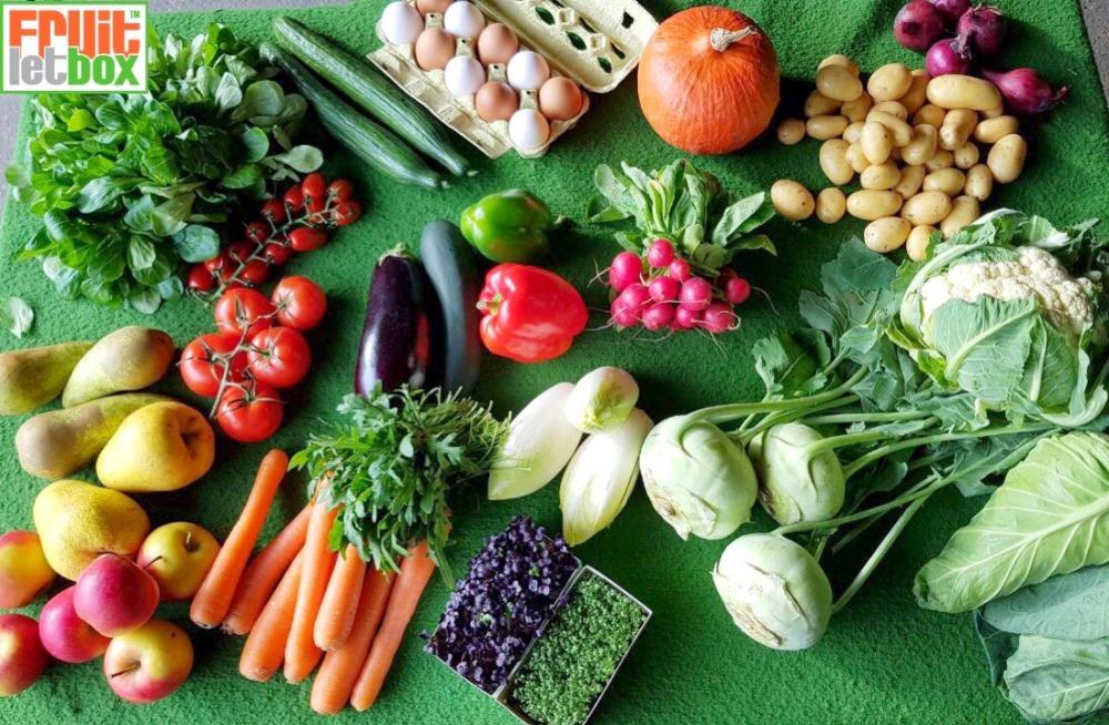 Fruitletbox Regional Inhalte zum Wochenende (27./28.10.)
