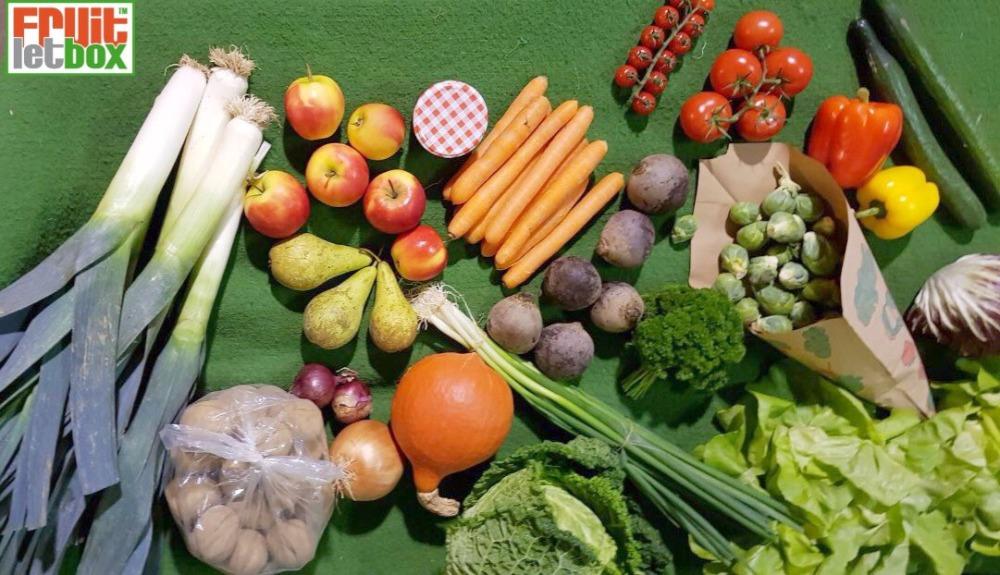 Fruitletbox Regional Inhalte zum Wochenende (03./04.11.)