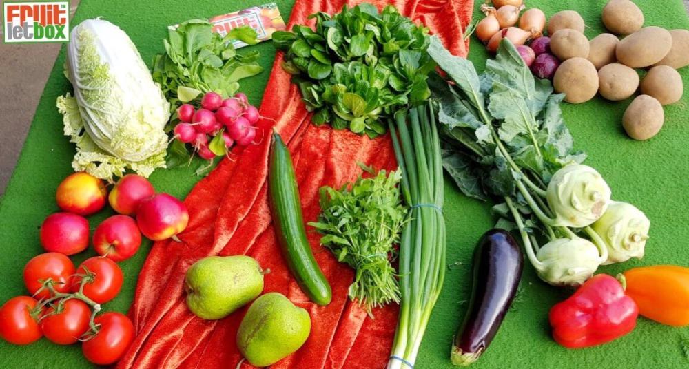 Fruitletbox Regional Junior Inhalte zum Wochenende (10./11.11.)