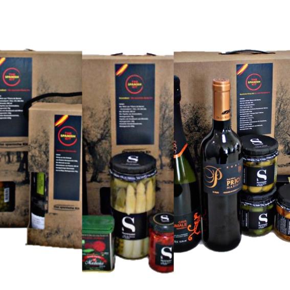 Fruitletbox - Das spanische Kit