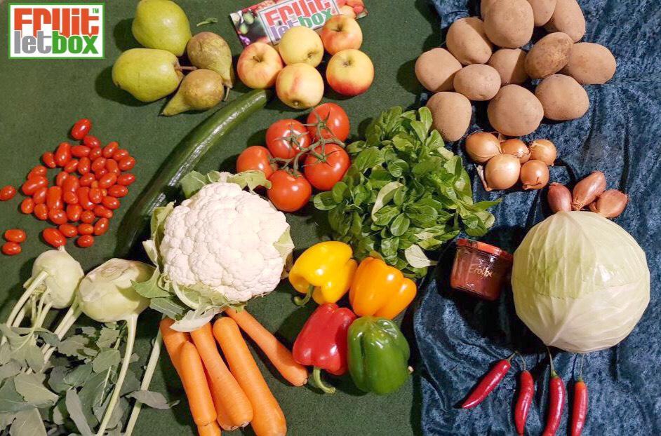 Fruitletbox Regional Junior Inhalte zum Wochenende (24./25.11.)