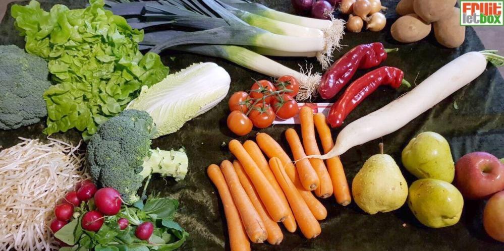 Fruitletbox Regional Junior Inhalte zum Wochenende(08./09.12.)
