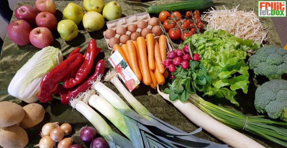 Fruitletbox Regional Inhalte zum Wochenende(08./09.12.)