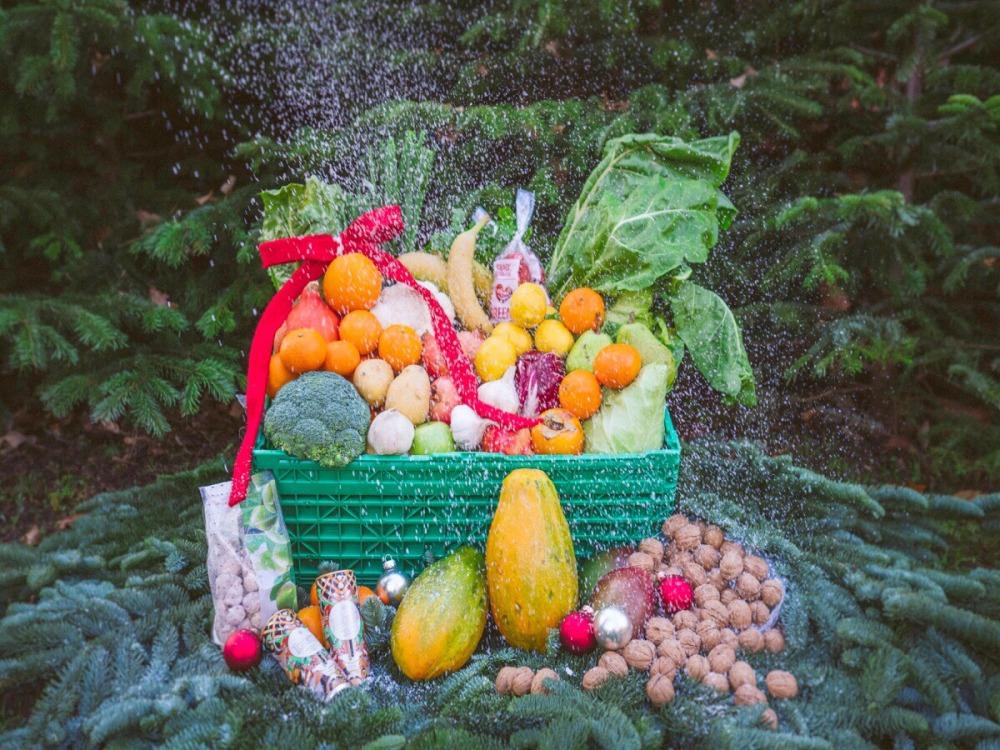 Das Weihnachts-Spezial der Fruitletbox Classic (22./23.12)