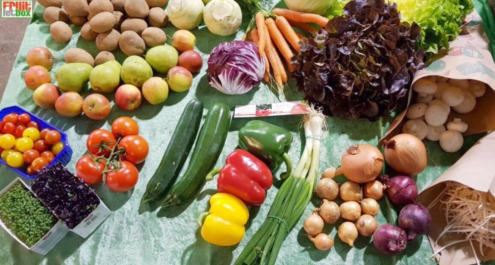 Fruitletbox Regional Inhalte zum Wochenende(29./30.12)