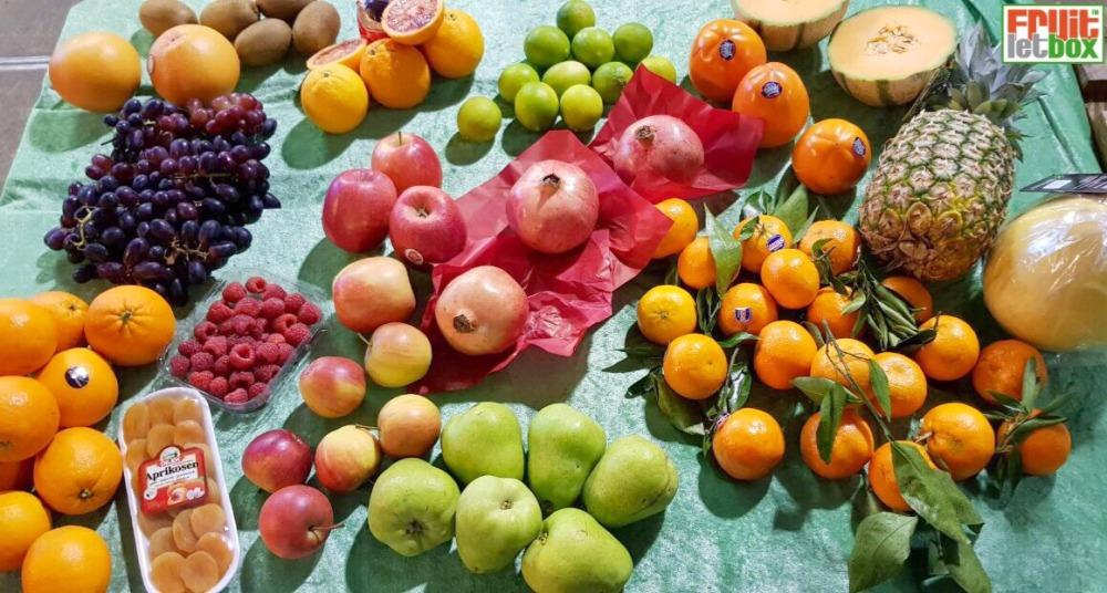 Fruitletbox FruVital Inhalte zum Wochenende(29./30.12)