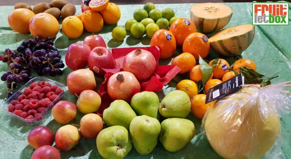 Fruitletbox FruVital Junior Inhalte zum Wochenende(29./30.12)