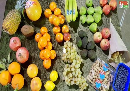 Fruitletbox - FruVital Inhalte zum Wochenende (02./03.02.)