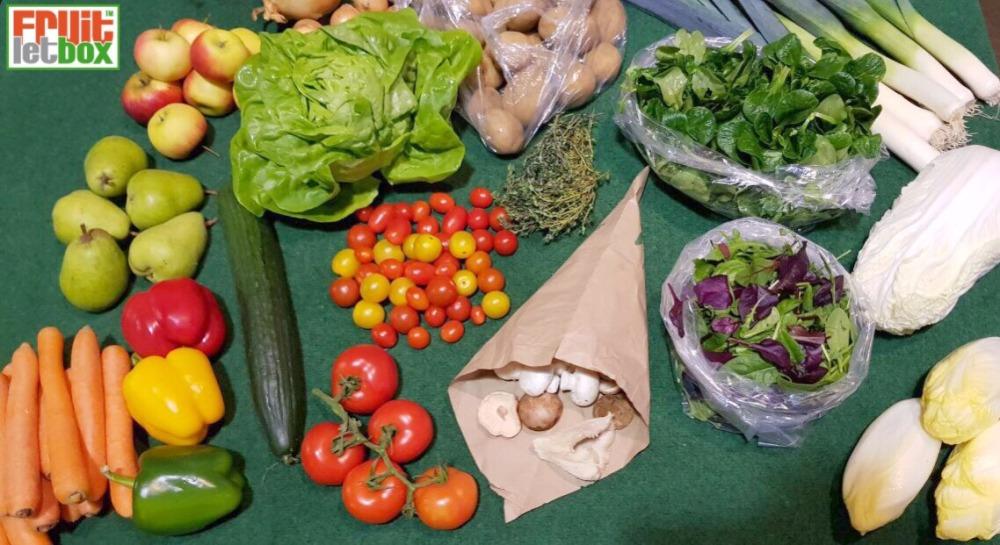 Fruitletbox Regional Inhalte zum Wochenende(05./06.01)