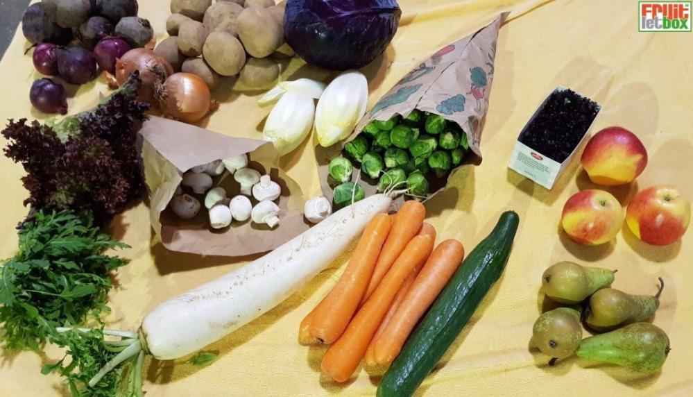 Fruitletbox Regional Junior Inhalte zum Wochenende(12./13.01)