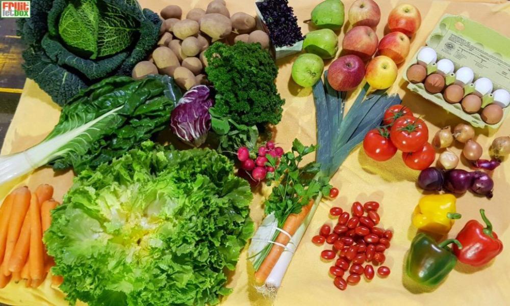 Fruitletbox Regional Inhalte zum Wochenende (19./20.03.)
