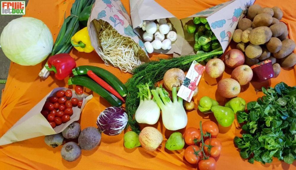 Fruitletbox Regional Inhalte zum Wochenende(26./27.01.)