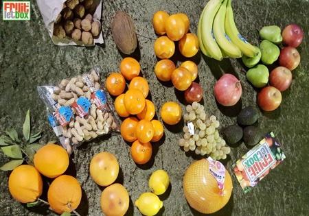Fruitletbox FruVital Junior Inhalte zum Wochenende (02./03.02.)