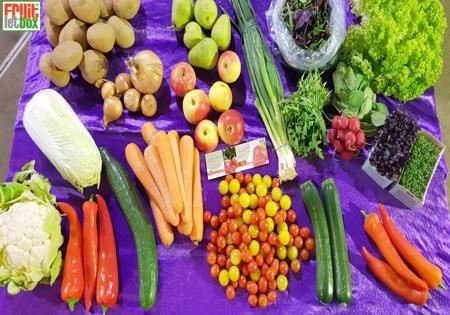 Fruitletbox Regional Inhalte zum Wochenende (02./03.02.)