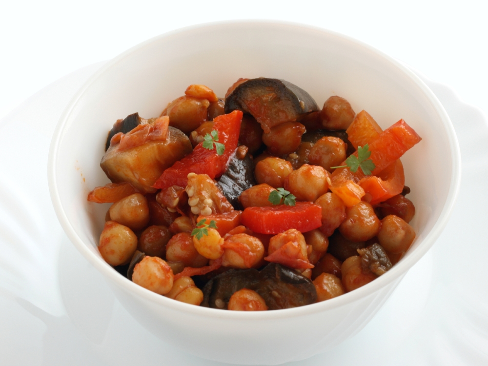 Fruitletbox- Persischer Kichererbsen-Salat