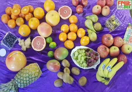 Fruitletbox FruVital Inhalte zum Wochenende (23./24.02.)