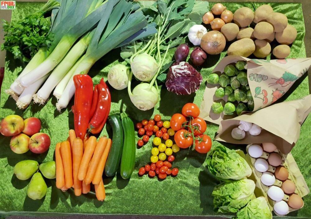 Fruitletbox Regional Inhalte zum Wochenende (09./10.02.)