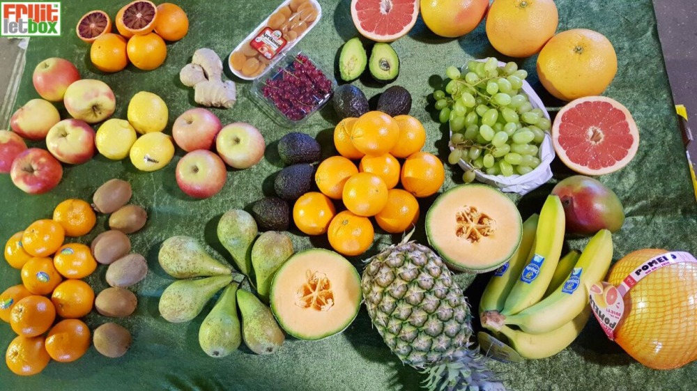 Fruitletbox FruVital Inhalte zum Wochenende (16./17.02.)