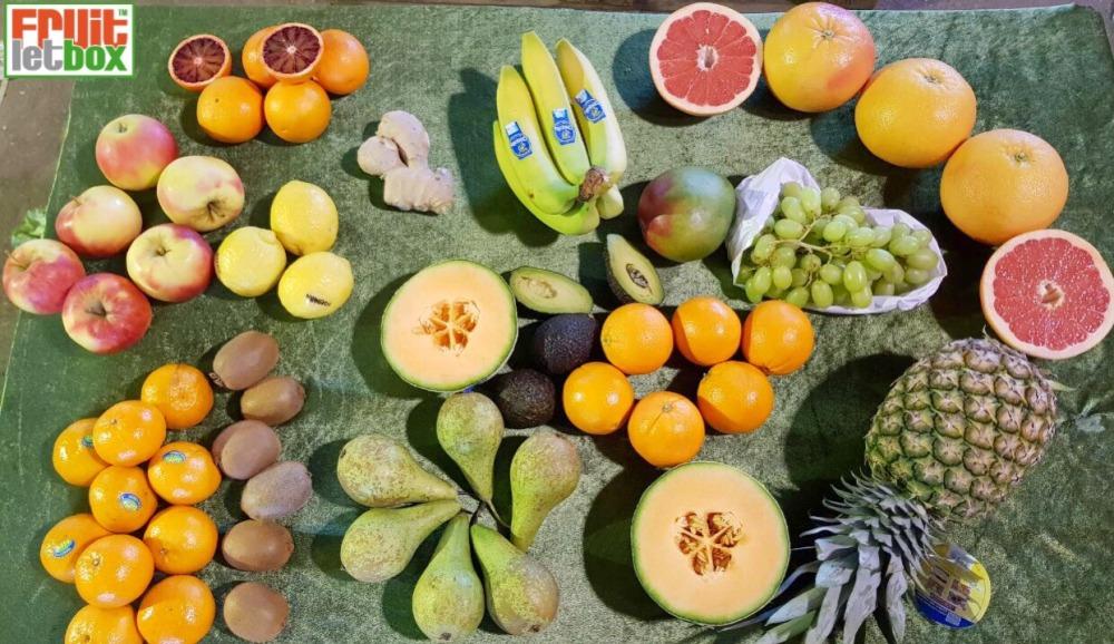 Fruitletbox FruVital Junior Inhalte zum Wochenende (16./17.02.)