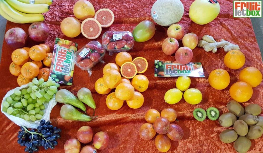 Fruitletbox FruVital Inhalte zum Wochenende (02./03.03.)