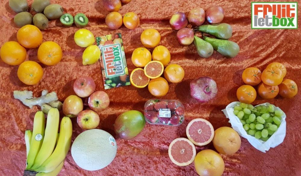 Fruitletbox FruVital Junior Inhalte zum Wochenende (02./03.03.)