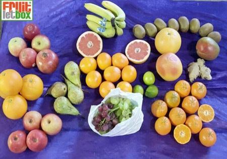 Fruitletbox FruVital Junior Inhalte zum Wochenende (23./24.02.)
