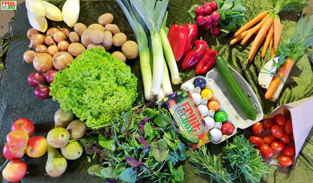 Fruitletbox Regional Inhalte zum Wochenende (23./24.03.)