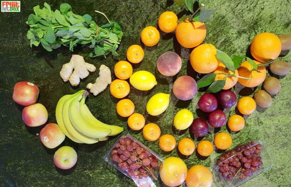 Fruitletbox FruVital Junior Inhalte zum Wochenende (23./24.03.)