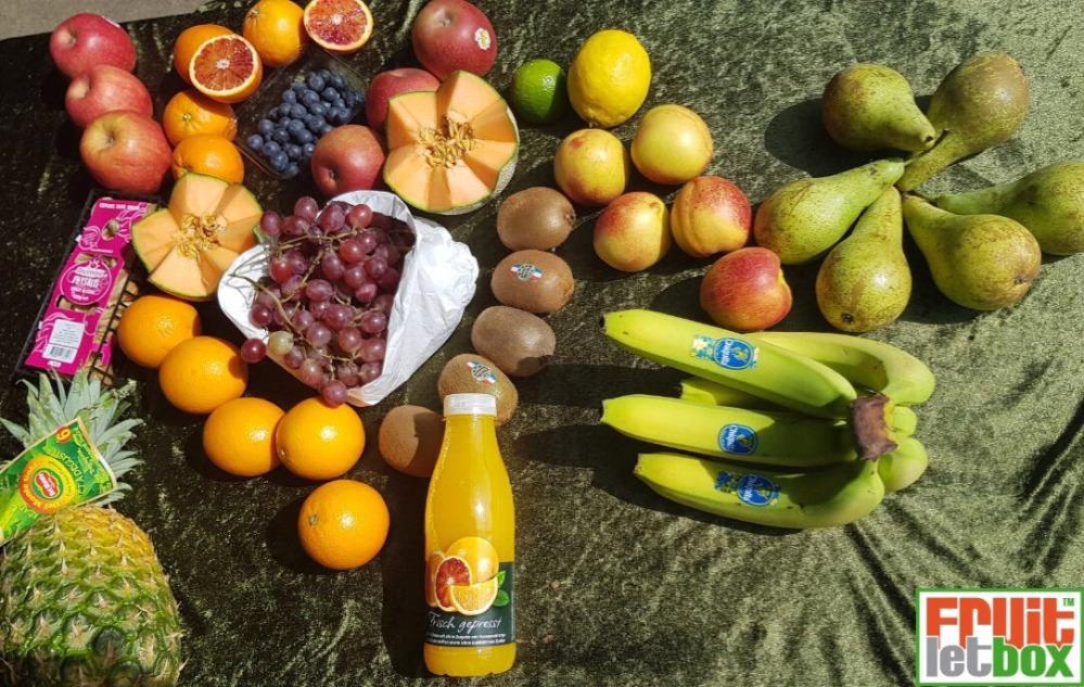 Fruitletbox FruVital Junior Inhalte zum Wochenende (28./29.03.)