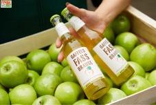 Fassbrause Apfel naturtrüb von Gaffel