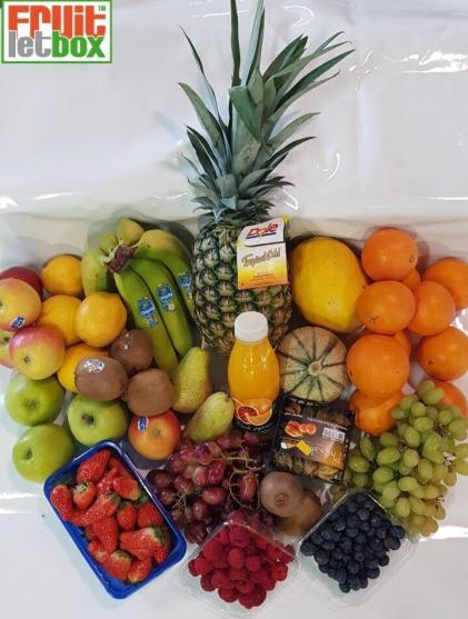 Fruitletbox FruVital Inhalte zum Wochenende (27./28.04.)