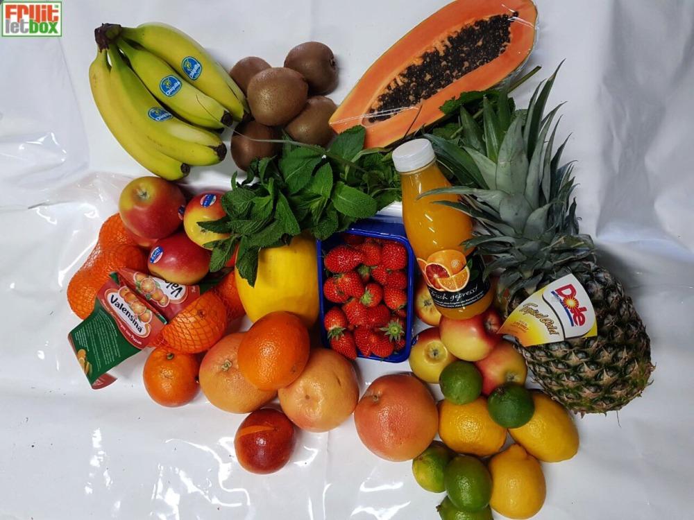 Fruitletbox FruVital Junior Inhalte zum Wochenende (04./05.05.)