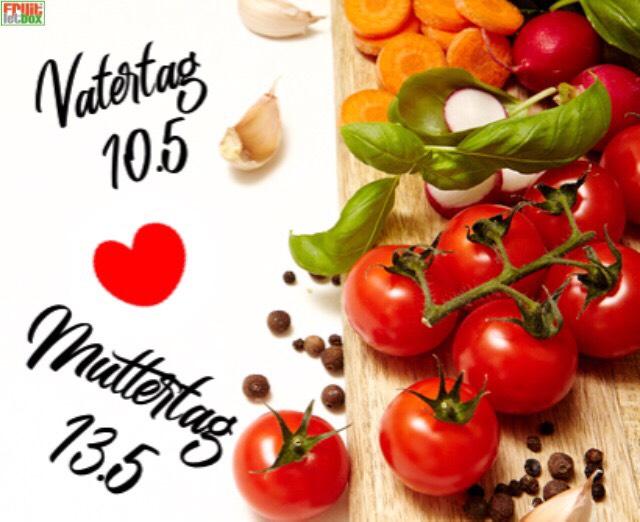 Fruitletbox Classic Junior Inhalte zum Wochenende (11./12.05.)