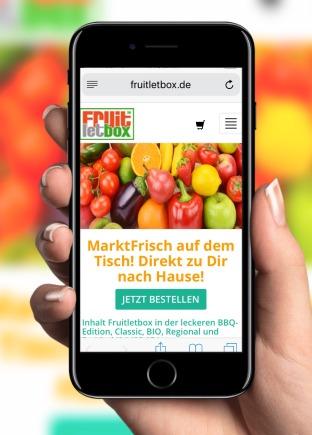 NEU! Wir liefern die Fruitlebox deutschlandweit an jede Adresse!