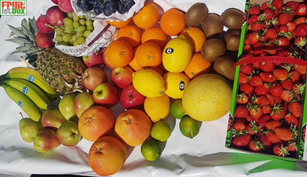 Fruitletbox FruVital Inhalte zum Wochenende (11./12.05.)