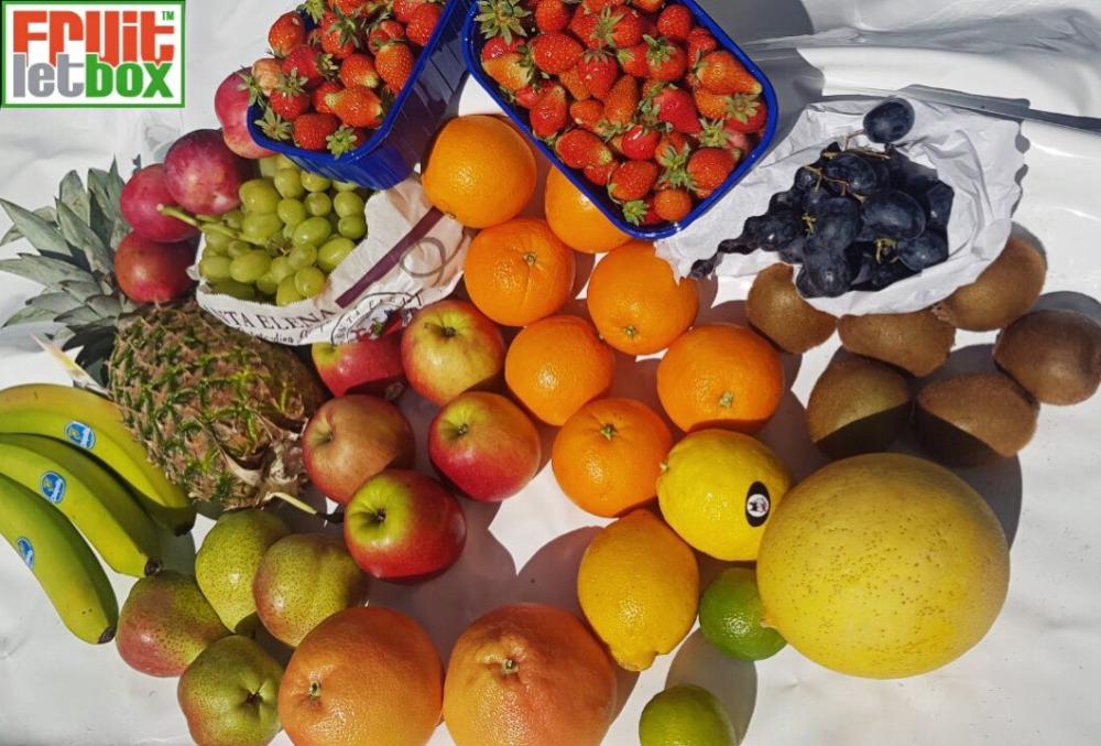 Fruitletbox FruVital Junior Inhalte zum Wochenende (11./12.05.)