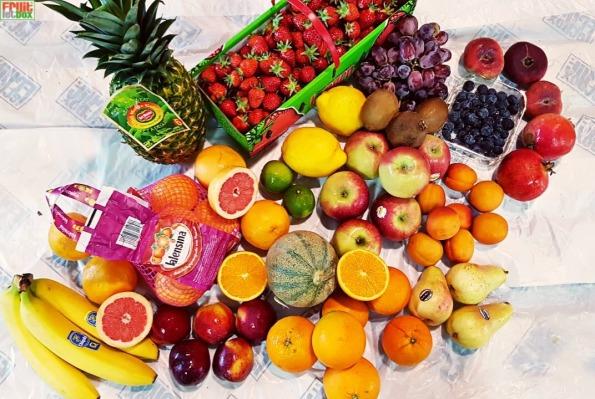 Fruitletbox FruVital Inhalte zum Wochenende (30.05/02.06.)