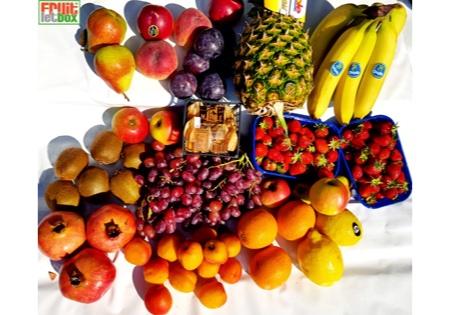 Fruitletbox FruVital Junior Inhalte zum Wochenende (18./19.05.)